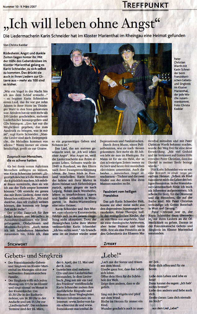 Karin Zeitung