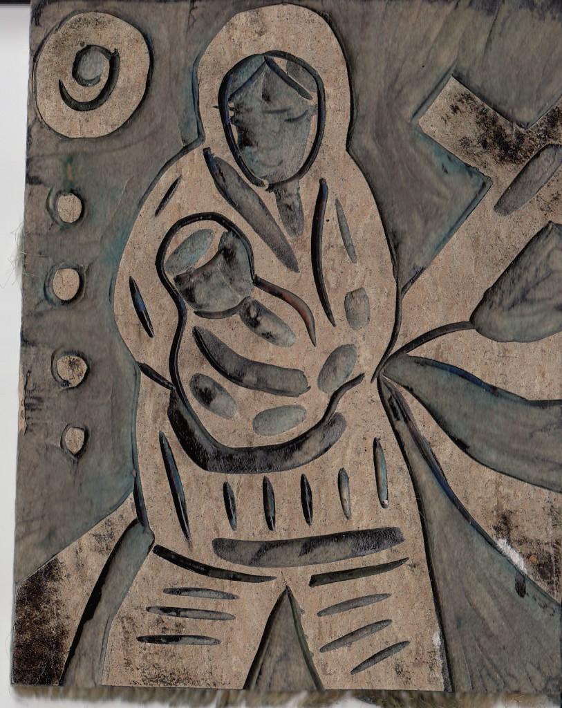 EVA Maria 1 10,0 x 12,8 cm